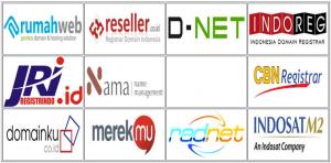 Perusahaan regrister domain mitra PANDI