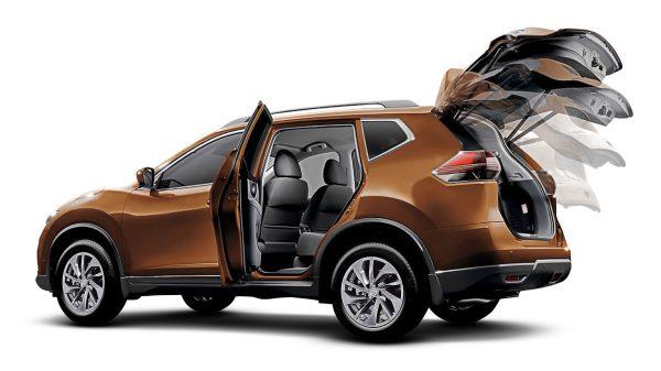 Nissan X-Trail Mobil SUV Tangguh