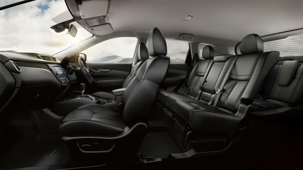 Nissan X-Trail Mobil SUV Sporty