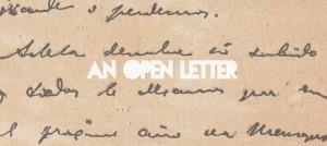 surat terbuka