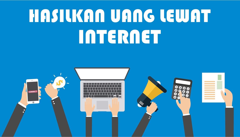 Cara Mendapatkan Uang Di Internet Tanpa Modal Sepeserpun